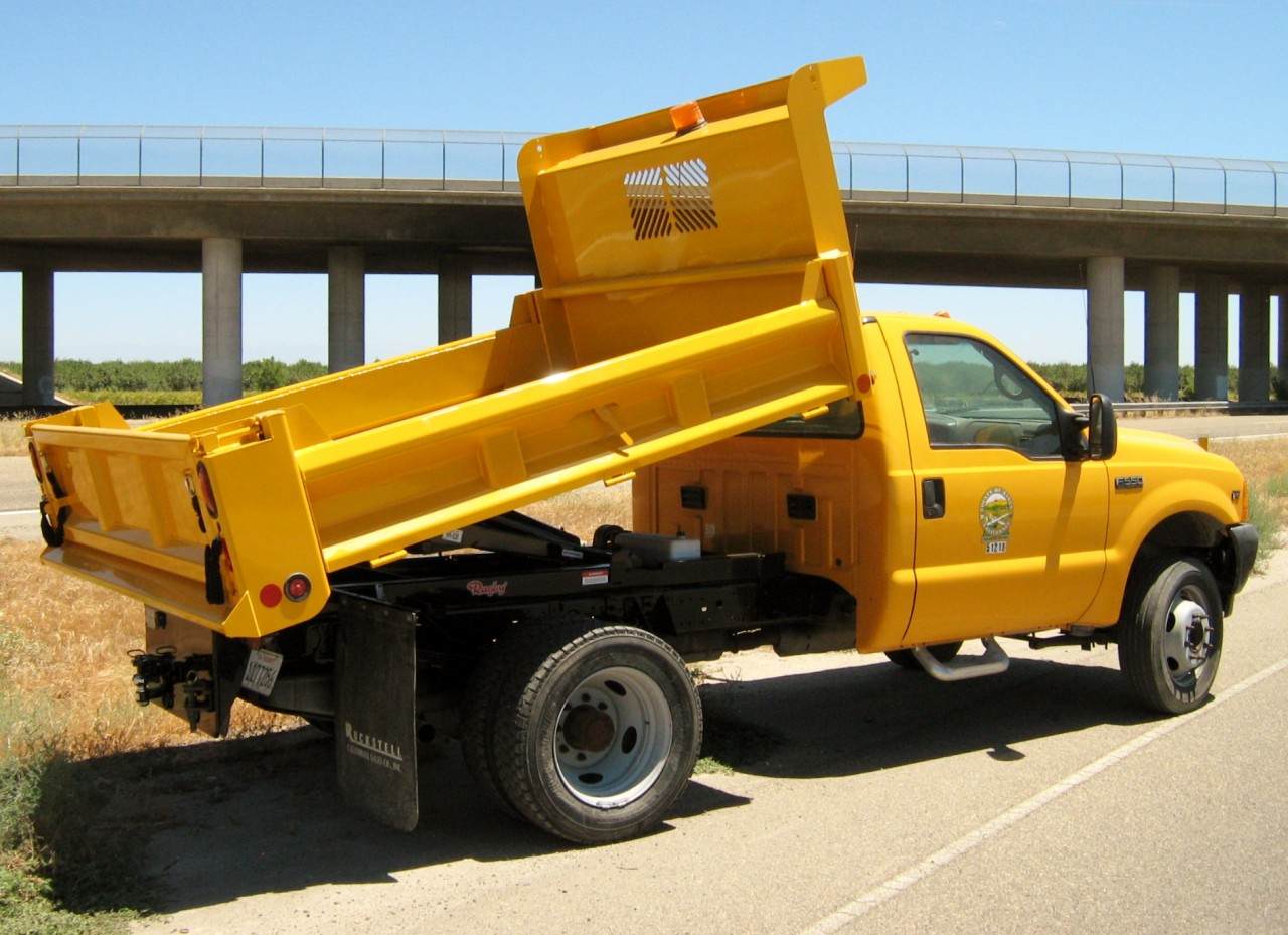 Dump Truck Body Manufacturers Fresno Ca Used Truck Dump Body For Sale Ruckstell California Sales Co Inc